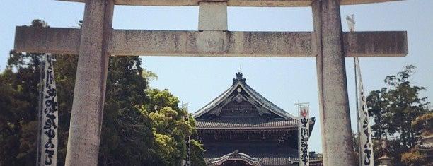 豊川稲荷 (豊川閣 妙厳寺) is one of Masahiro'nun Beğendiği Mekanlar.