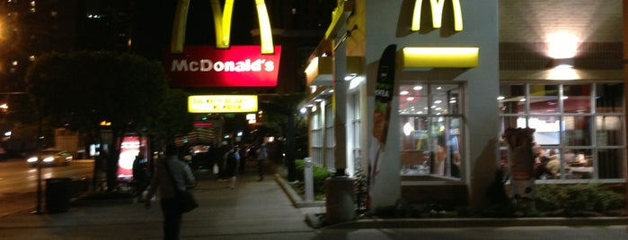 McDonald's is one of Juan's Liked Places.