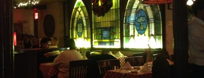 Mimi's Italian Restaurant & Piano Bar is one of NYC.
