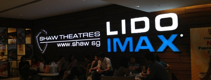 Shaw Theatres is one of Lieux qui ont plu à MAC.