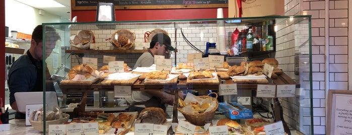 Prato Bakery is one of Siobhán'ın Kaydettiği Mekanlar.