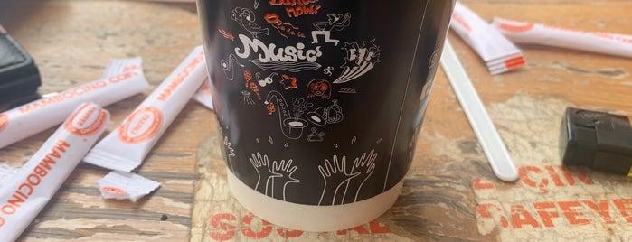 Mambocino Coffee is one of Kahve Molası ☕️.