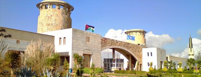 Jordan University of Science and Technology is one of Orte, die Hadi gefallen.