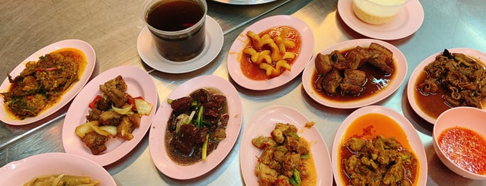 ร้านข้าวต้มแป๊ะอ้วน is one of Phuket.