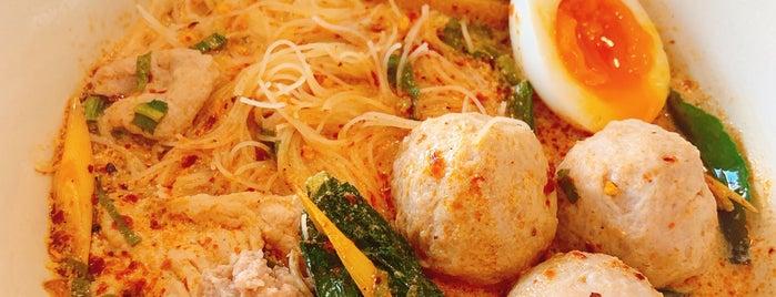 ก๋วยเตี๋ยวต้มยำกุ้งมะนาวไข่หวาน is one of Phuket.