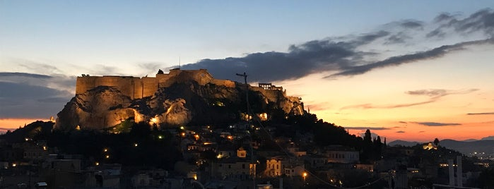 Adonis Hotel is one of Athens, Greece.
