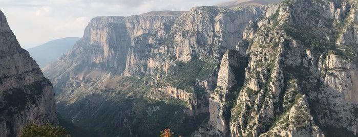 Vikos Gorge is one of Amazing Epirus.