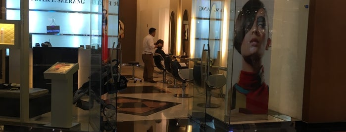 Peter F Saerang Salon is one of YOLO.