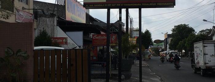 Gudeg Yu Djum is one of Yogyakarta.