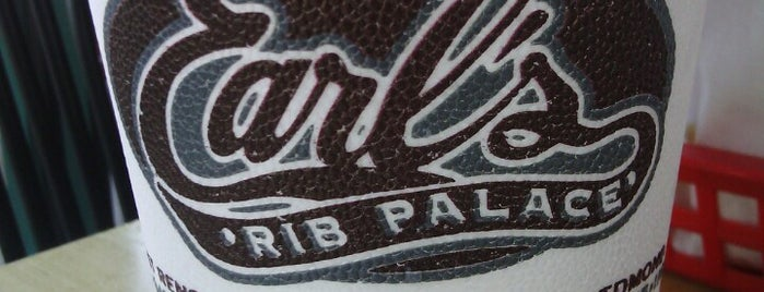 Earl's Rib Palace is one of OKC.