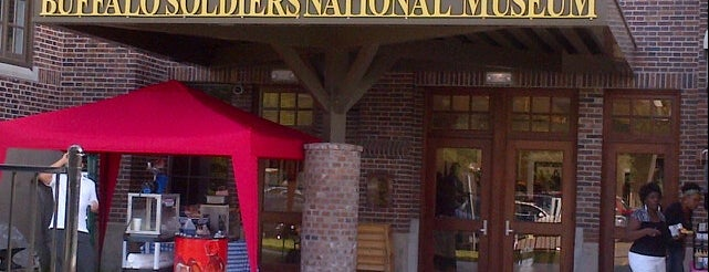 Buffalo Soldiers National Museum is one of Houston Texas.