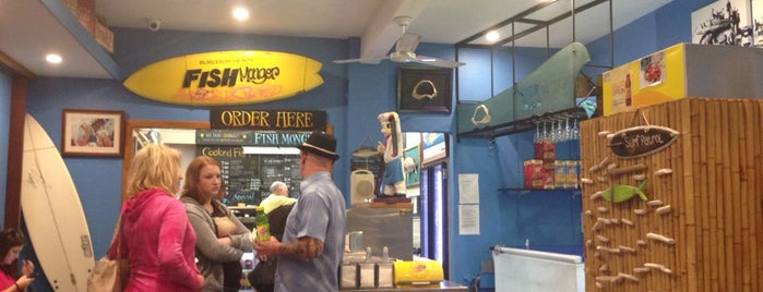 The Fish Monger is one of [todo] Gold Coast.