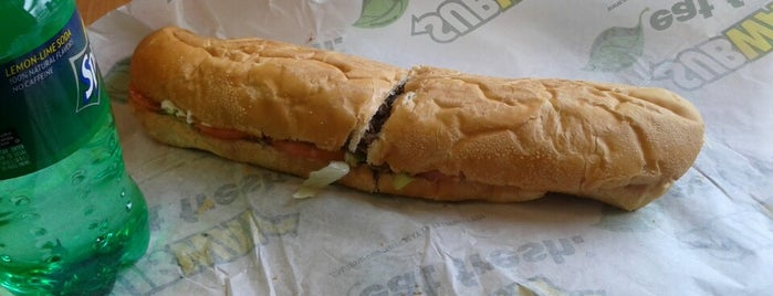 SUBWAY is one of Favorite Tips.