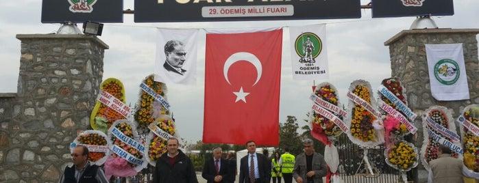 Lugares favoritos de Özgül
