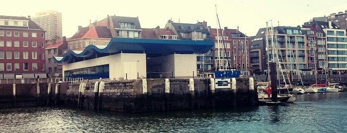 De Vistrap is one of Oostende.