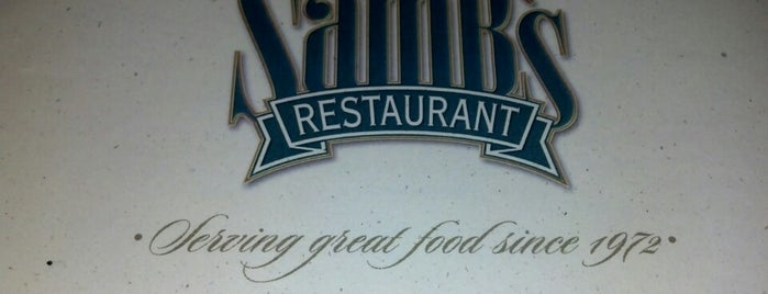 SamB's Restaurant is one of Favorite Food.