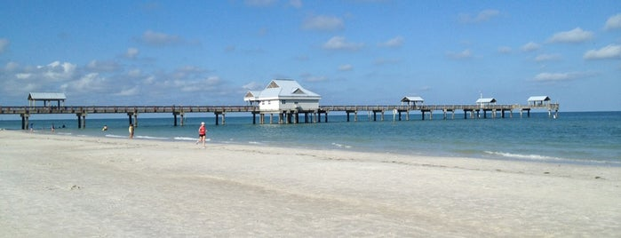 Clearwater Beach is one of Central Florida Holiday.