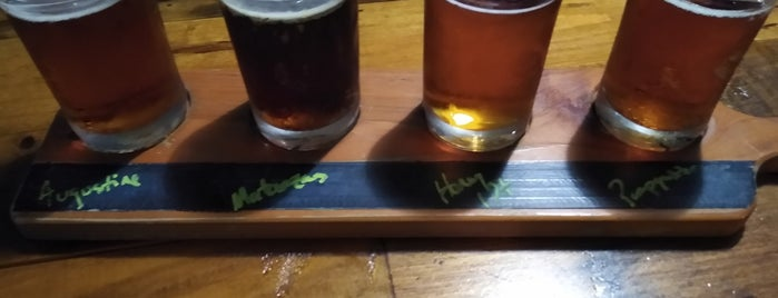 Ancient City Brewing is one of Breweries I've Visited.