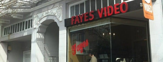 Fayes Video & Espresso Bar is one of Speakeasy #Goals.