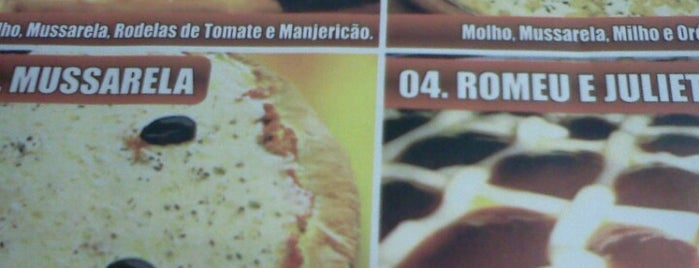 América Pizzaria e Restaurante is one of Melhor atendimento.