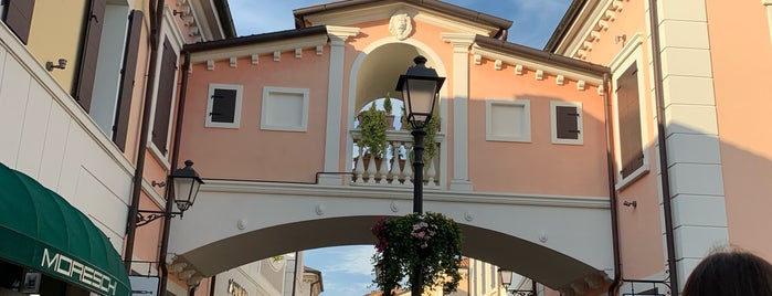 Noventa di Piave Designer Outlet is one of Italy.