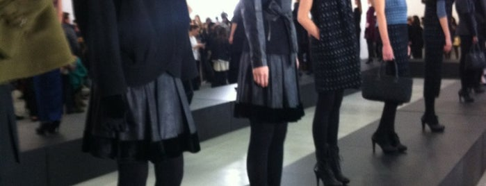 Center 548 is one of NY Fashion Weeks 7-14 Feb 2013 (inactive).