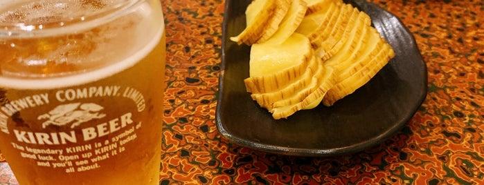 Ebidu is one of MyFav酒場♪.