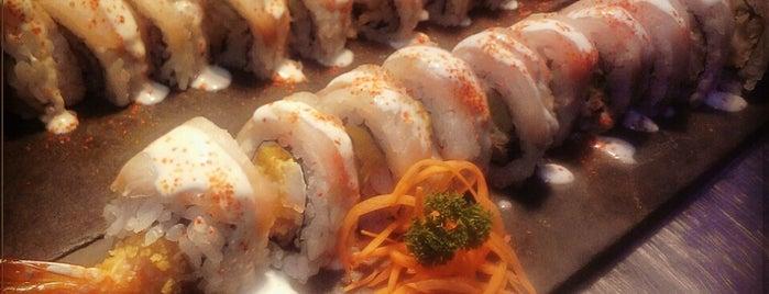 Barloa Sushi & Grill is one of Posti che sono piaciuti a Veronica.