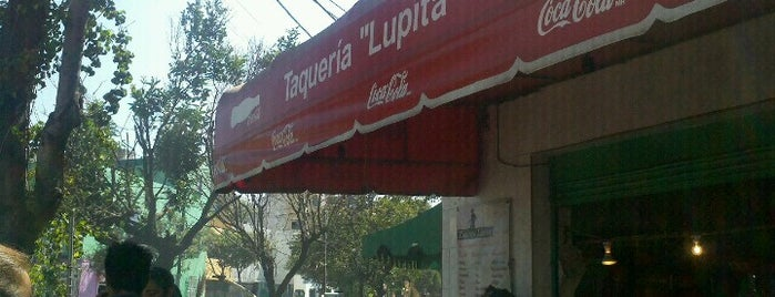 Birrieria y Taqueria Lupita is one of Conocer.