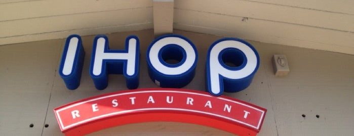 IHOP is one of Fernando 님이 좋아한 장소.