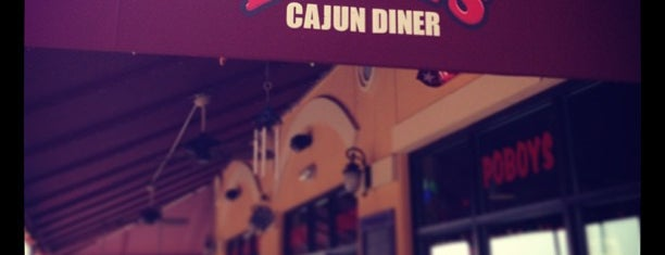 Dodie's Cajun Diner is one of Local.