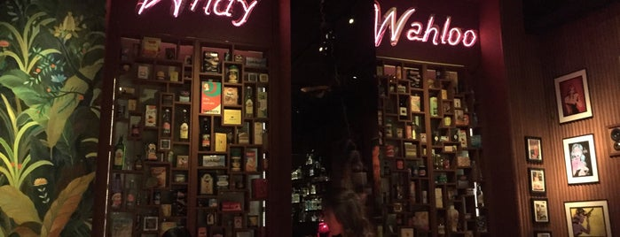 Andy Wahloo is one of The World's Best Bars 2016.
