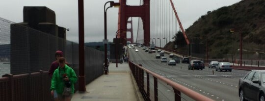 Golden Gate Bridge is one of Recommendations in San Francisco.