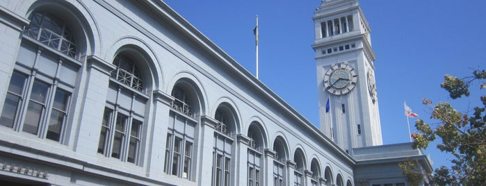 Ferry Building is one of Recommendations in San Francisco.