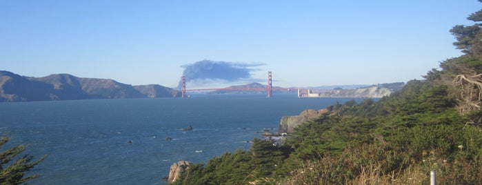 Lands End Lookout is one of Recommendations in San Francisco.