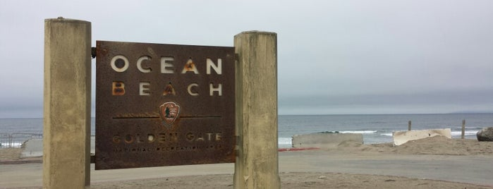 Ocean Beach is one of Recommendations in San Francisco.