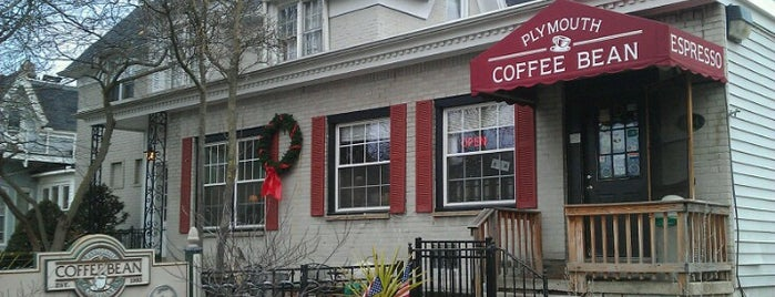 Plymouth Coffee Bean Co. is one of Plymouth.
