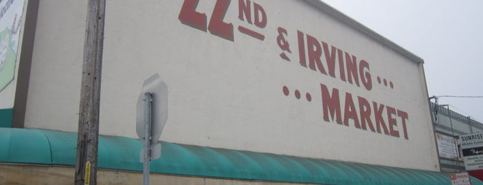 22nd & Irving Market is one of Recommendations in San Francisco.