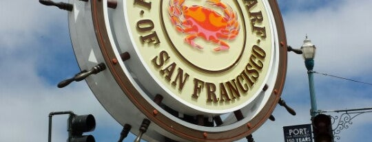 Fisherman's Wharf is one of Recommendations in San Francisco.