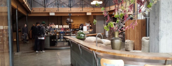Sightglass Coffee is one of Recommendations in San Francisco.