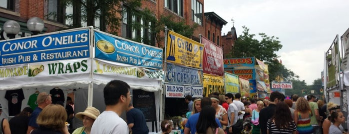 Ann Arbor Art Fair is one of Recommendations in Ann Arbor.
