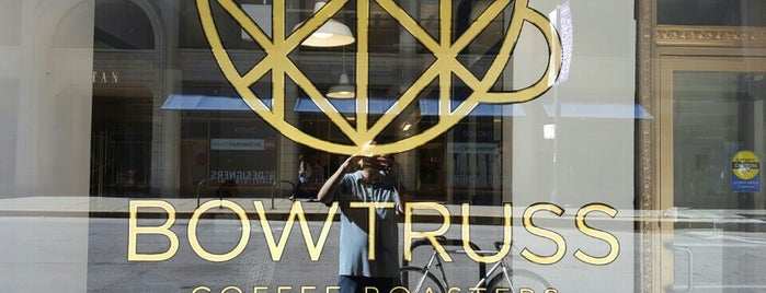 Bow Truss Coffee Roasters is one of Chicago Coffee Shops to Check Out.