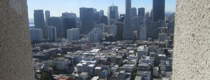 Coit Tower is one of Recommendations in San Francisco.