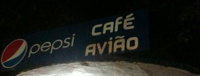Café do Avião is one of Bar.