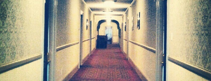 Stanley Hotel is one of Tappin the Rockies...