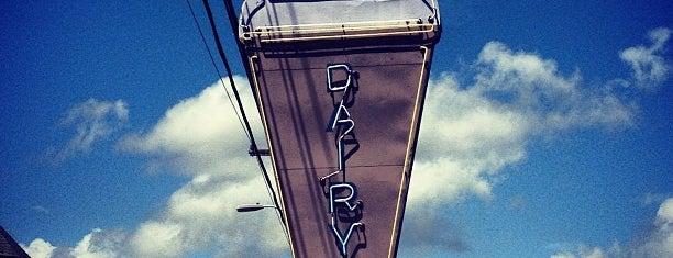 Kline's Dairy Bar is one of Rachel'in Kaydettiği Mekanlar.