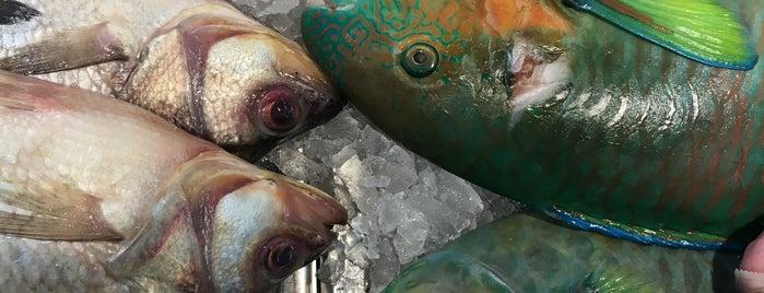 Island Pacific Seafood Market is one of Michael 님이 좋아한 장소.