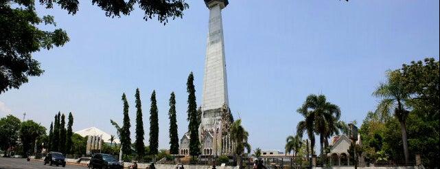 Monumen Mandala is one of Destination In Indonesia.