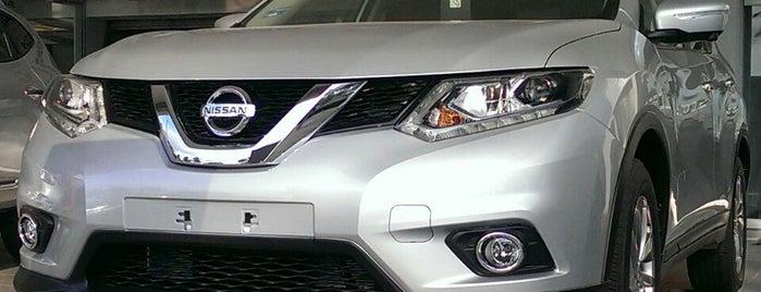 Nissan is one of Posti salvati di Tita.