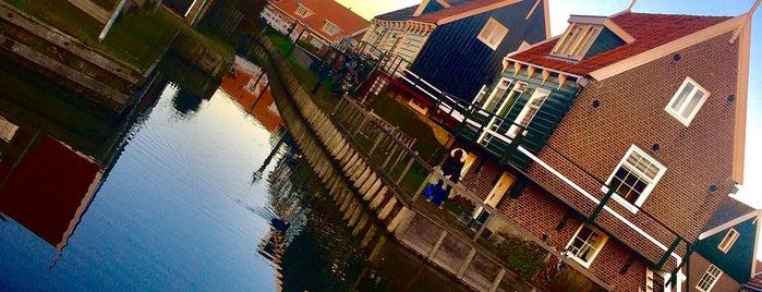 Marken is one of Amsterdam.